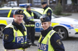 Polisen i Sverige