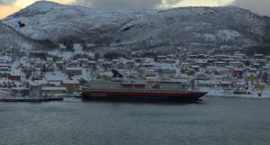 MS NordNorge i Skjærvøy