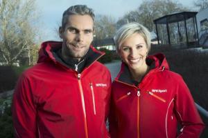 Thomas Alsgaard og Anne Rimmen