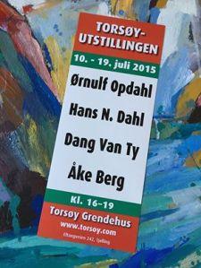 Torsøy Utstillingen