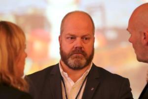 Beredskapsdirektør i Kystverket, Johan Marius Ly. Foto: Kystverket