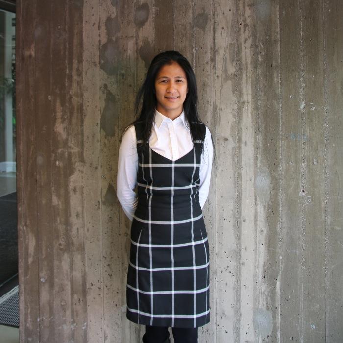President Claire Alfonso i Norges Livredningsselskap
