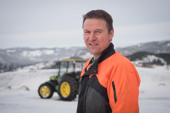 eer i Norges bondelag lars Petter Bartnes