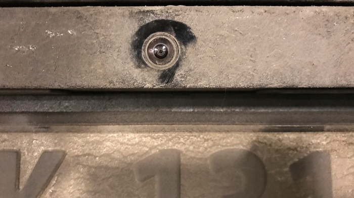 Ryggekamera