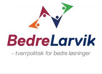 Logo Bedre Larvik